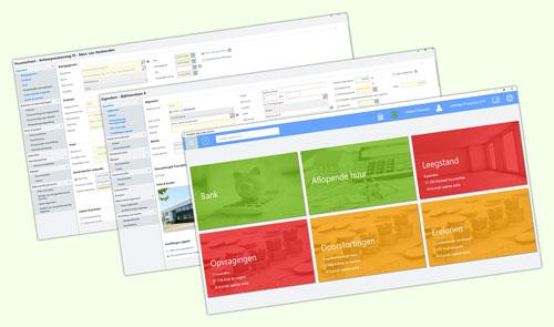 Rentdesk software voor vastgoedbeheer